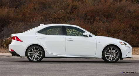 2016 lexus is200t and is300 awd join refreshed range with