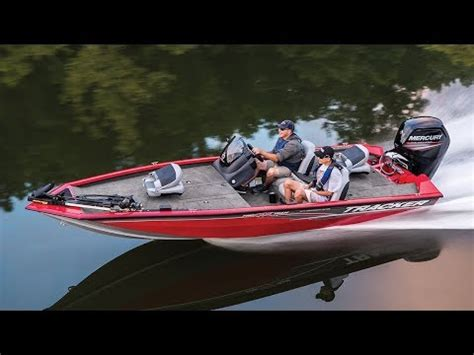 bass tracker vs lund boats ranger vs1882 dual console video doovi