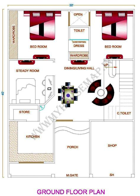 house map design 20 x 40 tags usuk interior house map elevation exterior