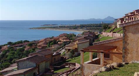 il borgo porto corallo il borgo di porto corallo di villaputzu spa sardegna