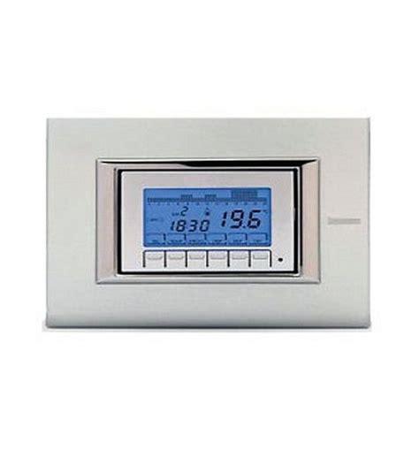 giacomini rubinetti elektronischer raumthermostat giacomini k490i