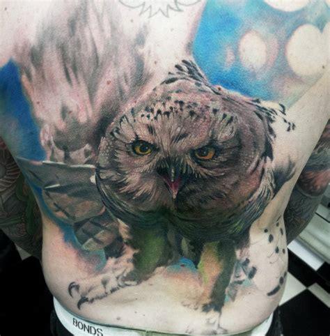 owl tattoo matt jordan matt jordan certified artist