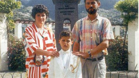 cristiano ronaldo parents biography an interview with cristiano ronaldo s mother dolores aveiro