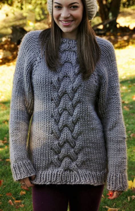 quick knit sweater pattern quick sweater knitting patterns in the loop knitting