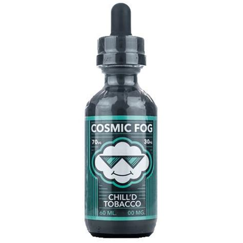 Bon Gou Chocolate Peppermint 3mg 60ml cosmic fog vapors chill d tobacco