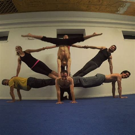 Movement fitness: parkour, circus, and bodyweight!
