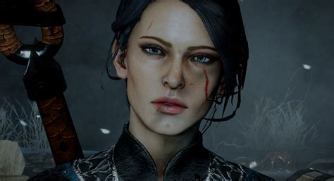 dragon age inqusition black hair lady trevelyan sliders at dragon age inquisition nexus