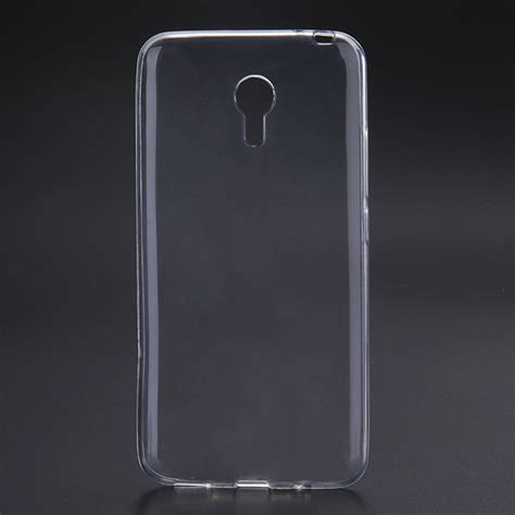 Jelly Meizu M2 Note protective silica gel soft back cover for meizu m2 note