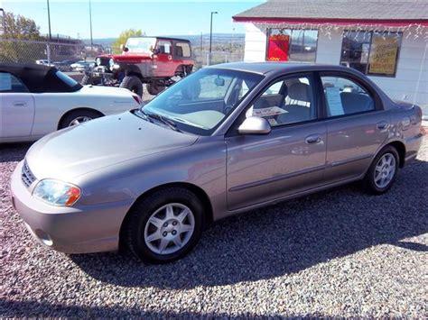 2002 Kia Spectra Mpg 2002 Kia Spectra 4 495 You Sell Auto