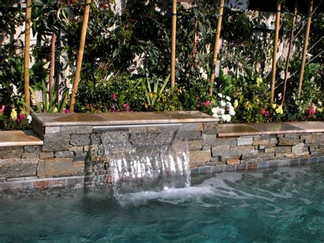 pool fountains for inground pools pools and fountains pool fountain image by jibbyozzie