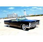 Seller Of Classic Cars  1967 Cadillac DeVille Black/Green
