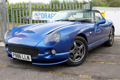 tvr chimaera for sale used blue tvr chimaera for sale essex