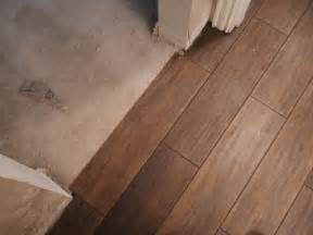 quot is it wood flooring quot or quot is it porcelain tile quot