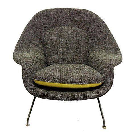 saarinen womb chair reupholstery in brooklyn ny mod