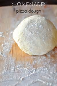 simply scratch pizza dough from scratch grilled