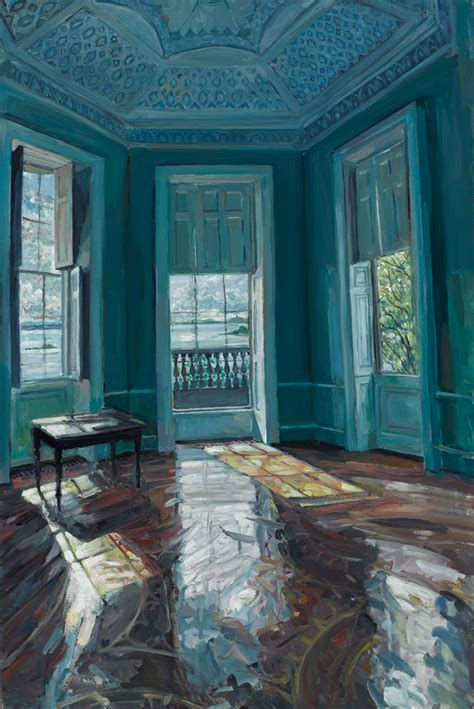 Home Interiors Paintings Hector Mcdonnell My Paintings Always Been About Personal Experiences Studio International
