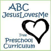 Abcjesuslovesme Worksheets by Free Preschool Curriculum Abc Jesus Me