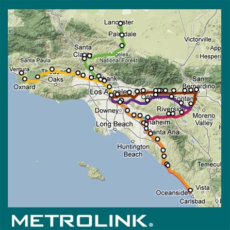 metrolink california map los angeles metro rail expansion project opens to culver