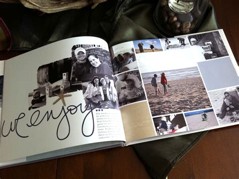 photo layout in photo book ali edwards design inc blog reader inspiration