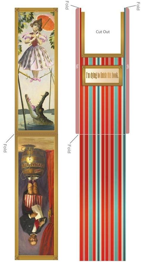 Haunted Mansion Papercraft - haunted mansion portrait bookmark boing boing