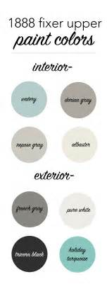 Black Grey And White Bathroom Ideas by An Update On Our 1888 Fixer Upper Paint Colors I Heart