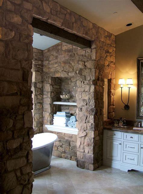 natural stone bathroom ideas 25 amazing natural stone bathrooms decorazilla design blog