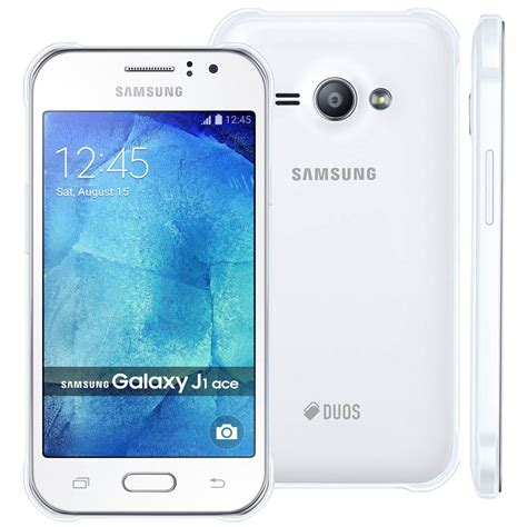 Samsung J1 Ace Situshp smartphone samsung galaxy j1 ace duos branco dual chip tela 4 3 quot 3g c 226 mera 5mp android 4