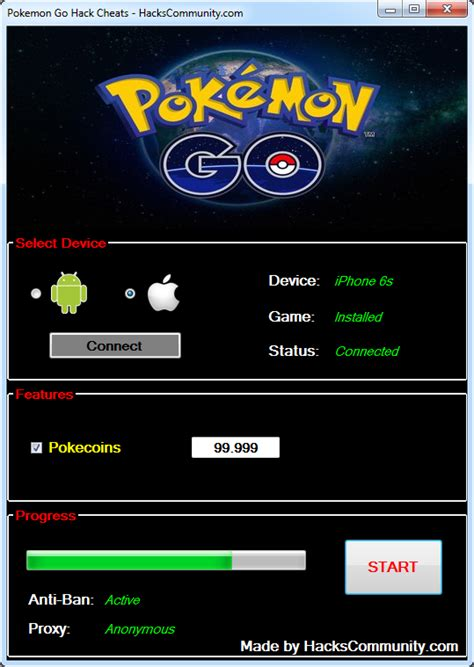 hacked for android go hack cheats telecharger unlimited pokecoins android ios