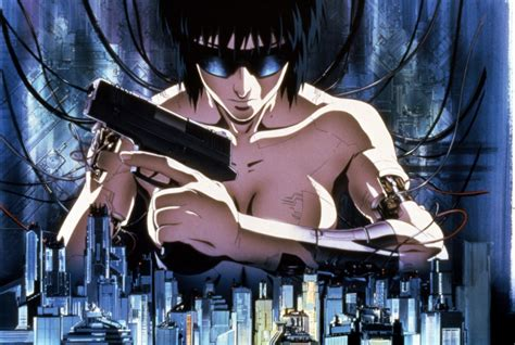 film ghost shell premire fois ghost in the shell jouer