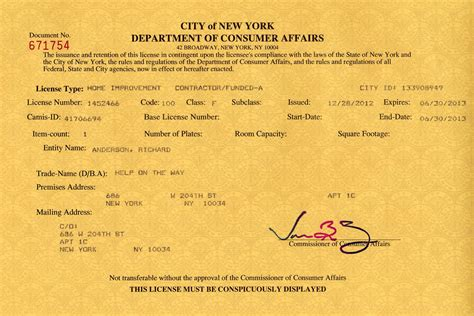 Nyc Plumbing License by About Us Help On The Way Nyc
