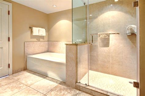 Property Detail Kbm Hawaii Bathroom With Separate Shower And Bathtub