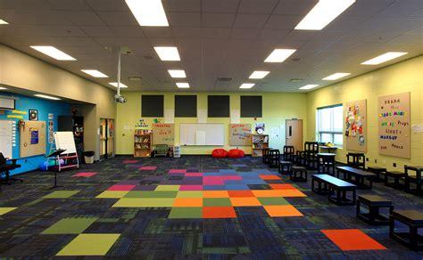 University Of Kentucky Home Decor lincoln elementary performing arts school interiors
