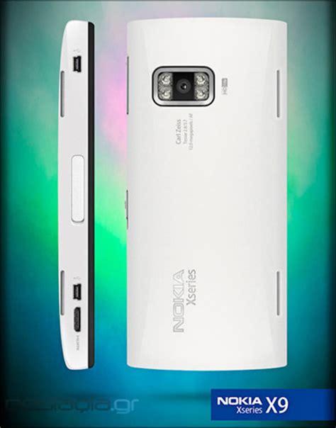Nokia X9 | nokia x9 with symbian 4 1ghz cpu 12mp camera leaks