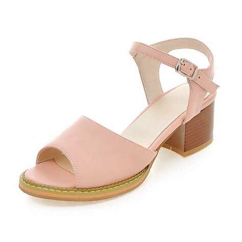big heels sandals large size 34 43 s stylish s peep toe platform