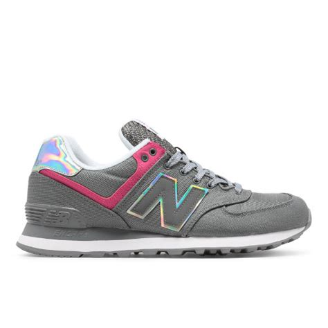 grey and pink new balance sneakers new balance 574 outdoor festival s 574 shoes grey