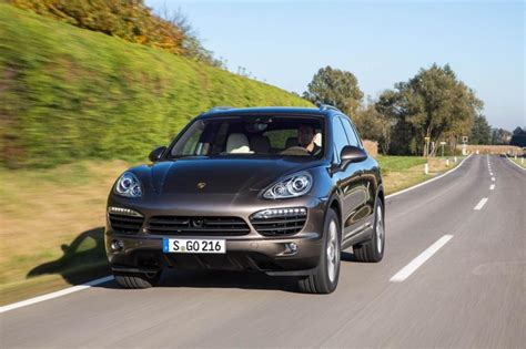 porsche cayenne diesel review porsche cayenne s diesel review and pictures evo