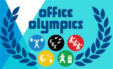 Olympic Office by Office Olympics 2016 187 Department Of Physical Therapy