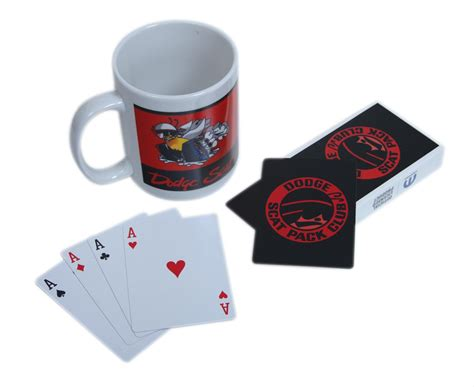 Playing Card Gifts - gearhead gift guide part 2 12 great gift ideas for mopar fans onallcylinders