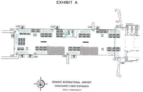 denver airport floor plan denver airport floor plan 28 images denver