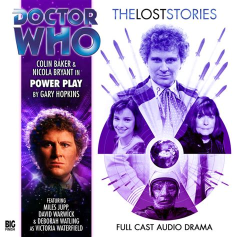 what is a power play 3 05 power play doctor who the lost stories big finish