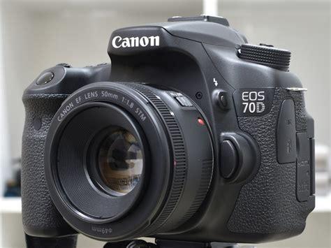 Lensa Canon 50mm Stm sepuluh setting canon 70d yang saya anggap penting