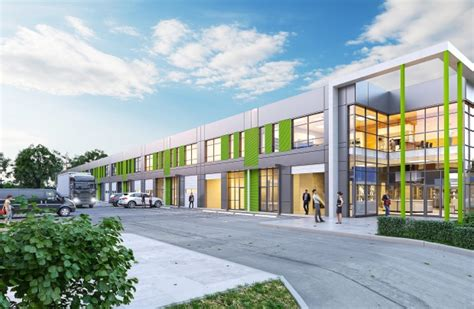 Business And Idustrial Design Mba by Commercial Real Estate Re Invigorating Industrial Land In