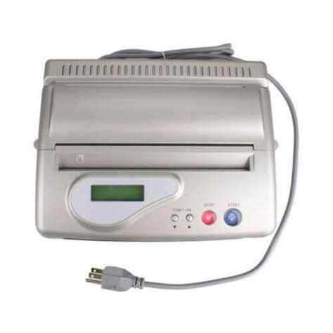 tattoo thermal copier thermal transfer copier stencil flash printer usb zy006
