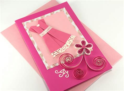 how to make a birthday card with paper 2015 handmade quilling birthday greeting card designs for