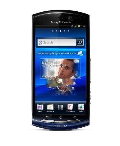 Touchscreen Sony Xperia Neo V Mt11 sony ericsson xperia neo v smartphone touchscreen 5 megapixel kamera email funktion blue