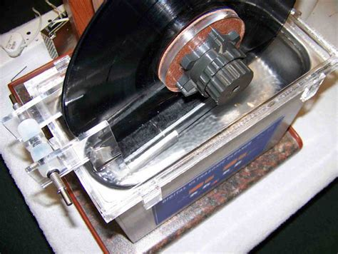 diy record cleaning machine review diy ultrasonic record cleaning machine