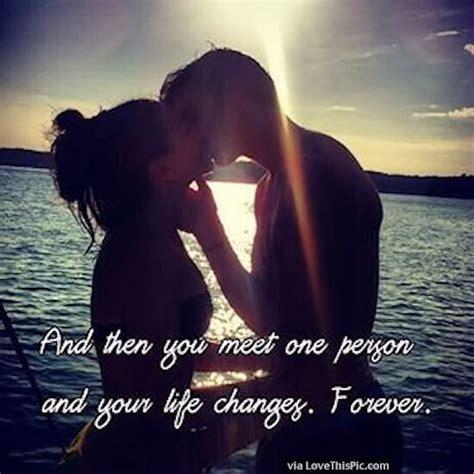 meet   person  life