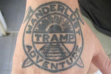 rr tattoo railroad tattoos part 6