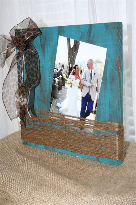 rustic shabby chic block frame picture holder home items similar to rustic shabby chic block frame picture