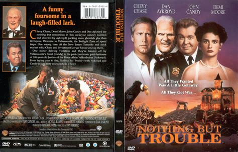 nothing but trouble 1991 movie review youtube